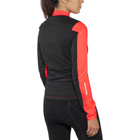 PEARL iZUMi Elite Pursuit Hybrid Jacket Damen fiery coral/black